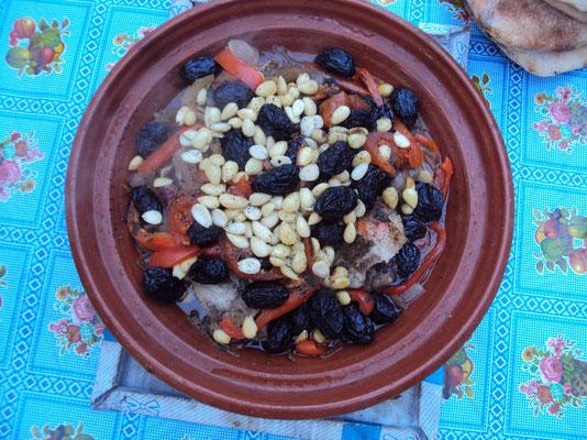 Tajine, plat traditionnel Marocain