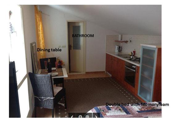 Studio Apartment Makarska Batosic
