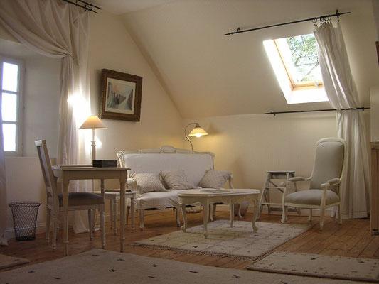La Suite (espace salon)