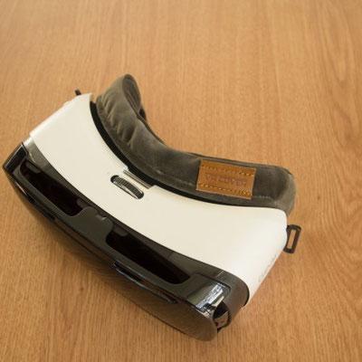 Samsung Gear VR Velur Schutzhülle