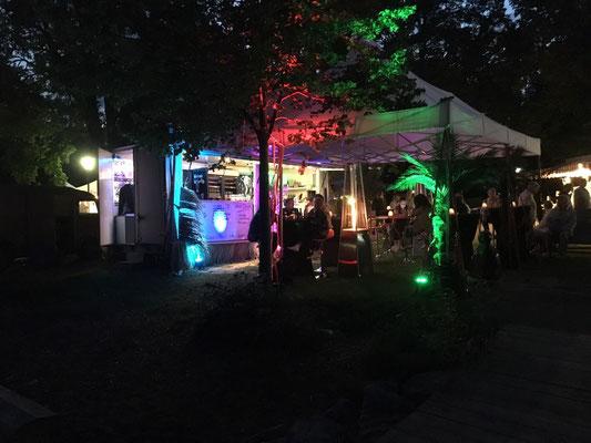 Cocktailbar am Tegernseer Nachtmarkt (2014)