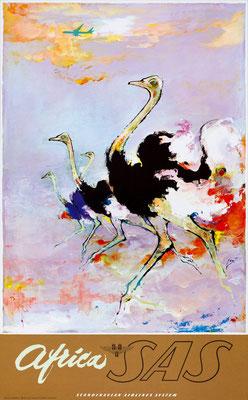 SAS - Africa - Otto Nielsen - 1959