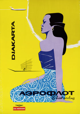Aeroflot - Djakarta