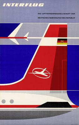 Interflug - Die Luftverkehrsgesellschaft der Deutschen Demokratischen Republik -
