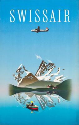 Swissair - Herbert Leupin - 1949