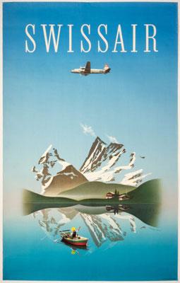 Swissair - Leupin