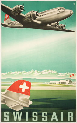 Swissair - Reber