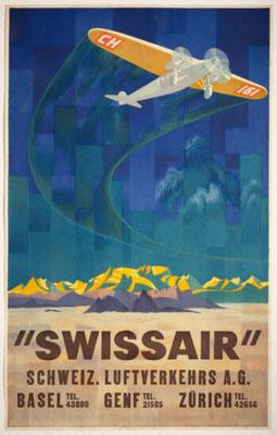 Swissair - Moos
