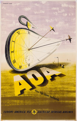 AOA - win tijd door snelheid - Lewitt-Him - 1948