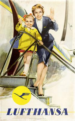 Lufthansa - 1950s