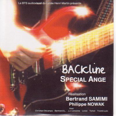 DVD Backline 2006