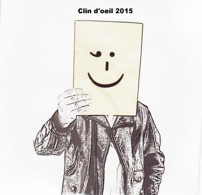 DVD Clin d'oeil 2015