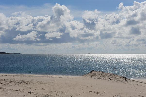 Stimmung am Strand