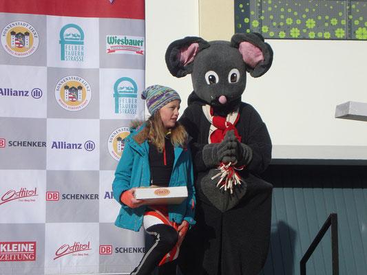 Foto mit zwei netten Mäusen