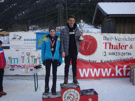 Der Sieg in der Osttirol-Cup-Wertung wurde vereinsintern ausgemacht