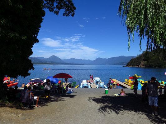 Conaripe - Chilenisches Seenland