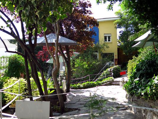 Wohnhaus von Pablo Neruda