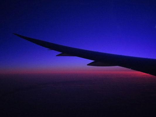 Flug München - Santiago de Chile via Houston (Texas)