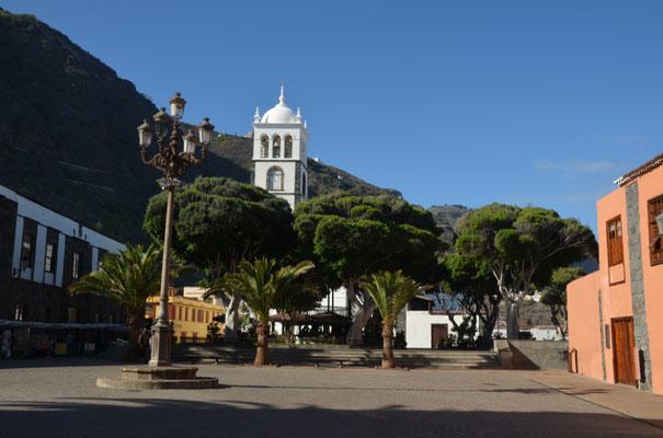 Plaza de Libertad