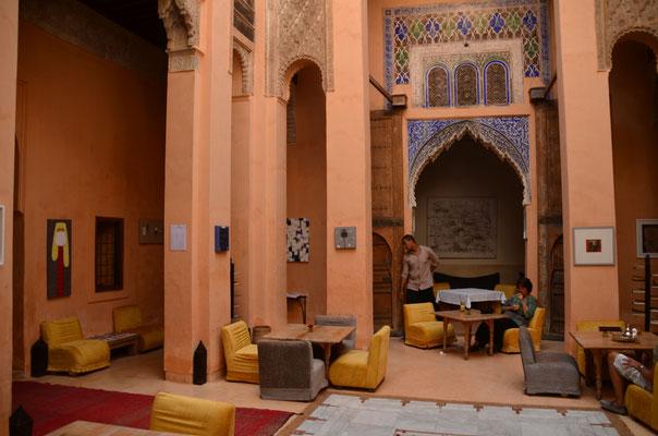 Dar Cherifa, das älteste Haus in der Medina