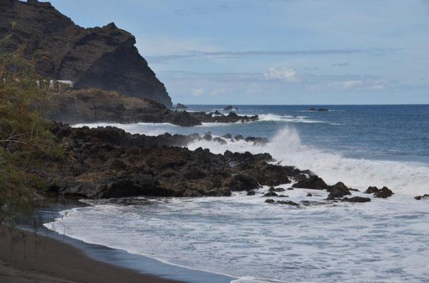 .....warten auf die perfekte Welle........