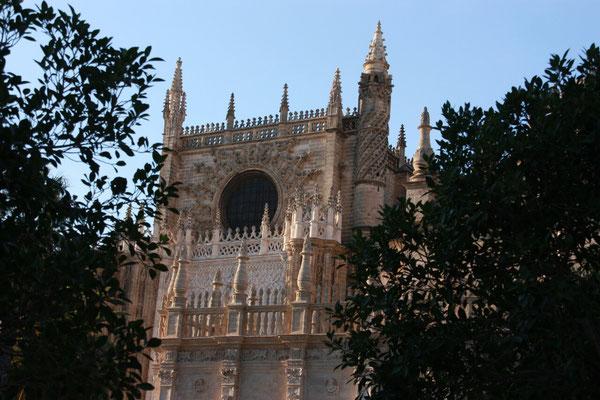 die Kathedrale Santa Maria