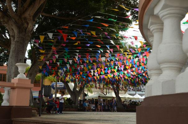 Fiesta in Buenavista del Norte