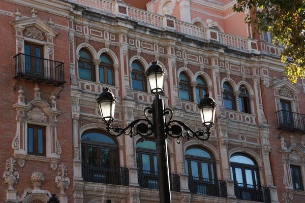 Vom 23.09. - 25.09. wohnen wir in Sevilla.