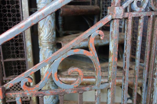 Wendeltreppe im Glockenturm des Campanile