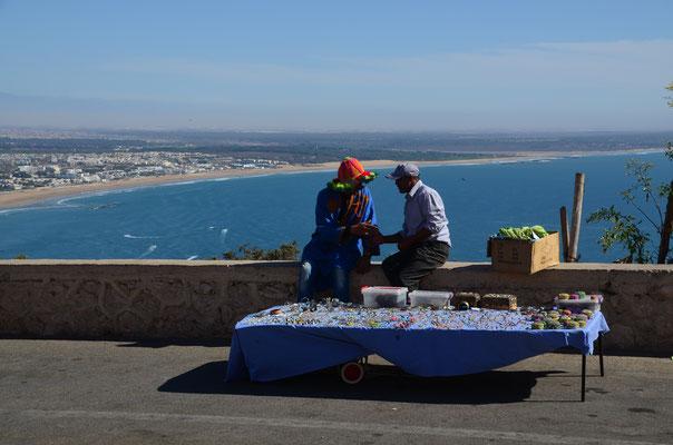 oberhalb von Agadir