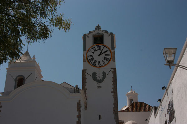 Unterwegs in Tavira