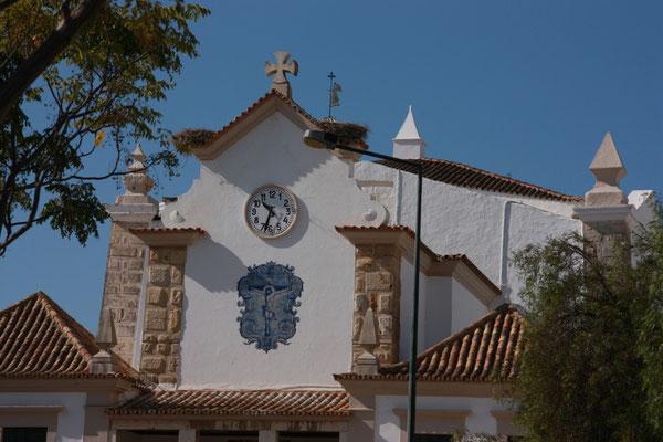 In Olhao, wo wir bis zum 23.09. wohnen.