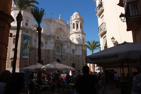Die Kathedrale Nueva