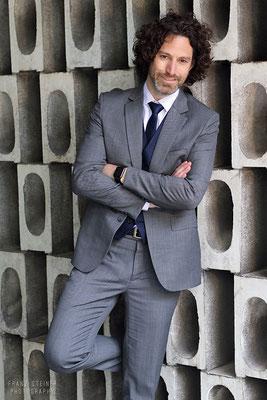 Foto von Markus Walz / München / Anzug / Businessshooting / Model