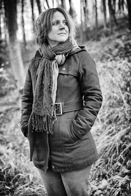 Foto von Steffi Steiner / Weßling / Wald / Winter / Model