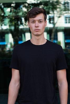 Foto von Dominic Schubert / Mann / München / Model