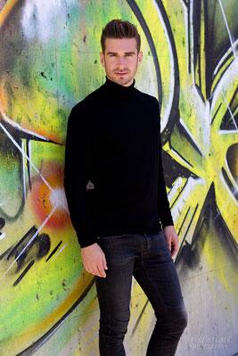 Foto von Michael Eder / Model / Graffiti / München