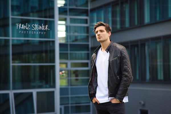 Foto von Nick Harmening / Model / München / Ostbahnhof / Business