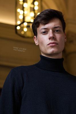Foto von Dominic Schubert / München / Model / Residenz