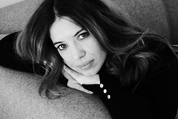 Foto von Gianna Bauer / Model / München / Schauspielerin / Bo Concept