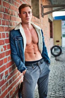 Foto von Stefan Fröschl / Model / Mann / Fitness / Bodyshooting