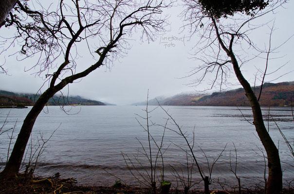 Loch Ness. Foto: Esther Knipschild
