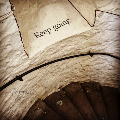 Keep Going. Foto: Esther Knipschild