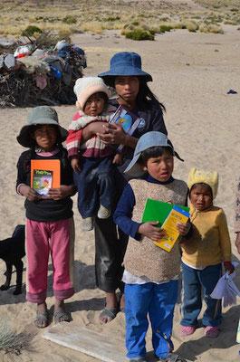Bilder für Bildung in Bolivien.