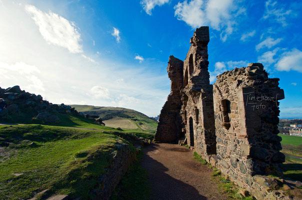 Ruins. Foto: Esther Knipschild