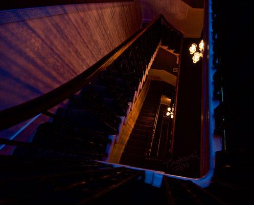 Stairway. Foto: Esther Knipschild