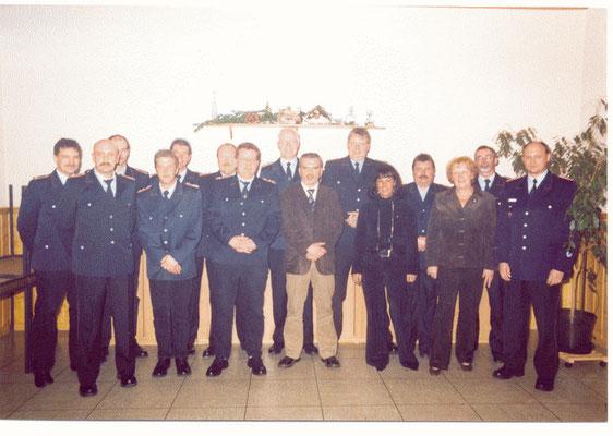 JHV Freiwillige Feuerwehr 2004