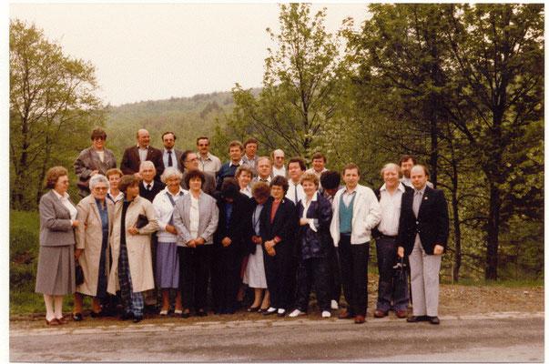 Klassentreffen 1986