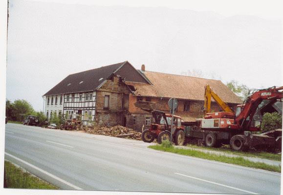 """Renovierung """"Ole Worth"""" 2005"""