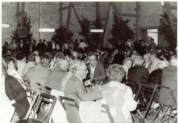 1. Scheunenfest 15./16.8.1987